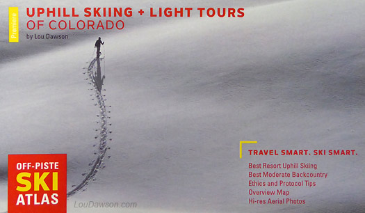 Lou Dawson's most recent publication. covers safe ski touring in Colorado.