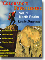 First book to cover skiing the 14,000 foot peaks of Colorado.